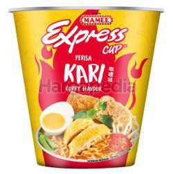 Mamee Express Cup Noodle Curry 65gm