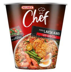 Mamee Chef Cup Noodle Curry Laksa 72gm
