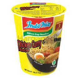 Indomie Cup Noodles Chicken Curry 60gm