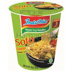 Indomie Cup Noodles Soto 65gm