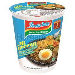 Indomie Cup Noodles Mi Goreng BBQ 75gm