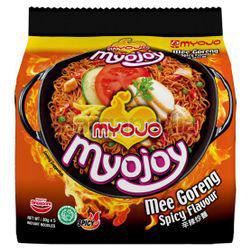 Myojo Mee Goreng Spicy 5x80gm