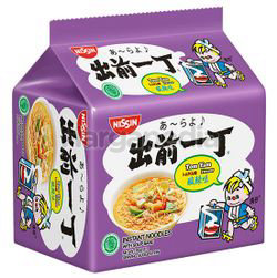 Nissin Instant Noodle Tom Yam 5x85gm