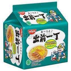 Nissin Instant Noodle Garlic Chicken 5x82gm