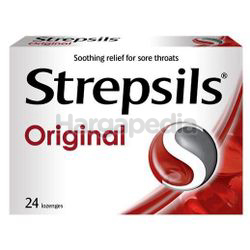 Strepsils Original Lozenge 24s