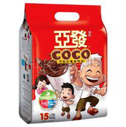 Ah Huat Coco Chocolate Malt Drink 15x31gm