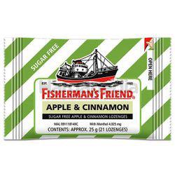 Fisherman's Friend Sugar Free Apple & Cinnamon Lozenges 25gm