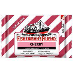 Fisherman's Friend Sugar Free Cherry Lozenges 25gm