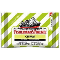 Fisherman's Friend Sugar Free Citrus Lozenges 25gm