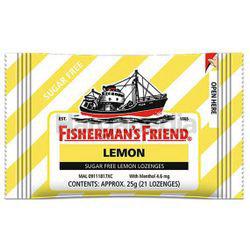 Fisherman's Friend Sugar Free Lemon Lozenges 25gm