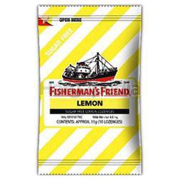Fisherman's Friend Sugar Free Lemon Lozenges 11gm