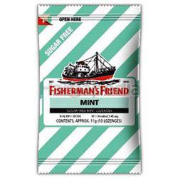 Fisherman's Friend Sugar Free Mint Lozenges 11gm