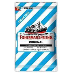 Fisherman's Friend Sugar Free Original Lozenges 11gm