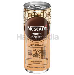 Nescafe Can Ipoh White Coffee 240ml