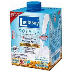 Lactasoy Soy Milk Original 500ml