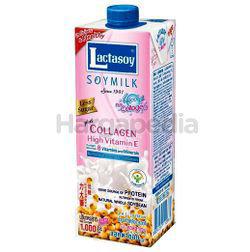 Lactasoy Soy Milk Collagen 1lit