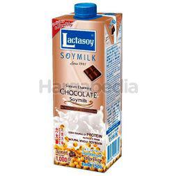 Lactasoy Soy Milk Chocolate 1lit