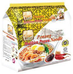 My Kuali Penang Hokkien Prawn Soup Noodle 4x105gm
