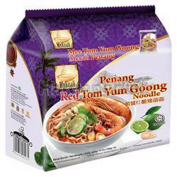 My Kuali Penang Red Tom Yum Goong Noodle 4x105gm