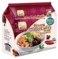 My Kuali Penang White Curry Noodle 4x110gm