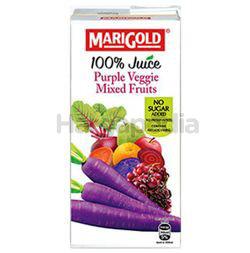 Marigold 100% Juice Purple Veggie Mixed Fruits 1lit