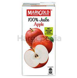 Marigold 100% Juice Apple 1lit