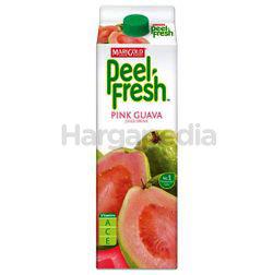Marigold Peel Fresh Pink Guava Juice 1lit