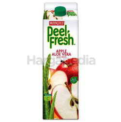 Marigold Peel Fresh Apple Aloe Vera Juice 1lit