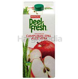 Marigold Peel Fresh Apple Aloe Vera Juice 1.89lit