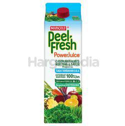 Marigold Peel Fresh Power Juice Mixed Kale & Veggies Juice 1lit