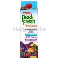 Marigold Peel Fresh Power Juice Mixed PowerVeggies & Fruits Juice 1lit