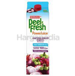 Marigold Peel Fresh Power Juice Mixed Fruit Mangosteen Juice 1lit