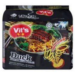 Vit's Instant Noodle Toink Duck 5x78gm