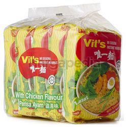 Vit's Instant Noodle Chicken 5x80gm