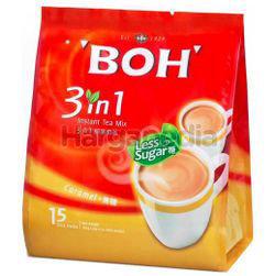 BOH 3in1 Instant Tea Mix Caramel 15x19gm