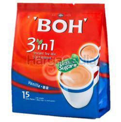 BOH 3in1 Instant Tea Mix Vanilla 15x19gm