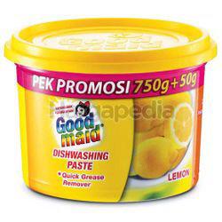 Goodmaid Dishwashing Paste Lemon 750gm Extra 50gm