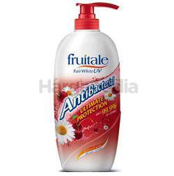Fruitale Anti Bacterial Shower Cream Clini Care 800ml