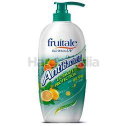 Fruitale Anti Bacterial Shower Cream Fresh Care 800ml