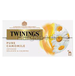 Twinings Pure Camomile Tea Bags 25x1gm