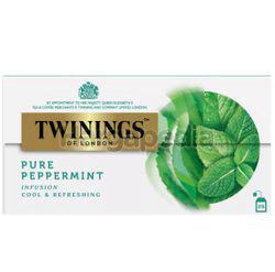 Twinings Pure Peppermint Tea Bags 25x2gm