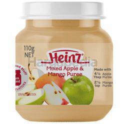 Heinz Apple & Mango Baby Food 110gm