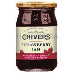 Chivers Strawberry Jam 340gm