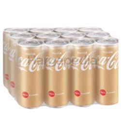 Coca-Cola Vanilla Can 12x320ml