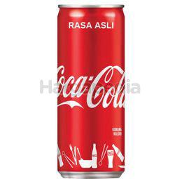Coca-Cola Rasa Asli Can 320ml