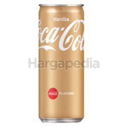 Coca-Cola Vanilla Can 320ml