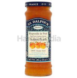 St Dalfour Golden Peach Jam 284gm