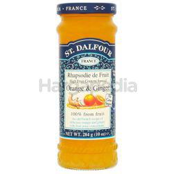 St Dalfour Orange & Ginger Jam 284gm