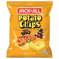 Jack N Jill Potato Chips BBQ 60gm