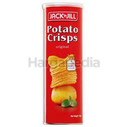 Jack N Jill Potato Crisps Original 160gm